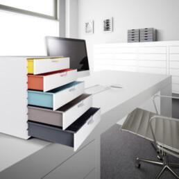 DURABLE Varicolor ladice u uredu