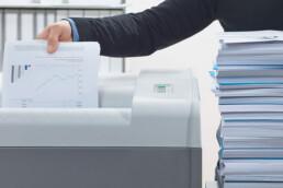 Uništavač dokumenata za sigurnost podataka
