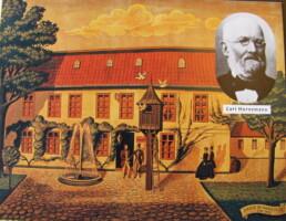 Carl Hornemann kupuje zemljište na brani Engelbosteler u Hainholzu