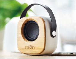 mini bambus zvucnik